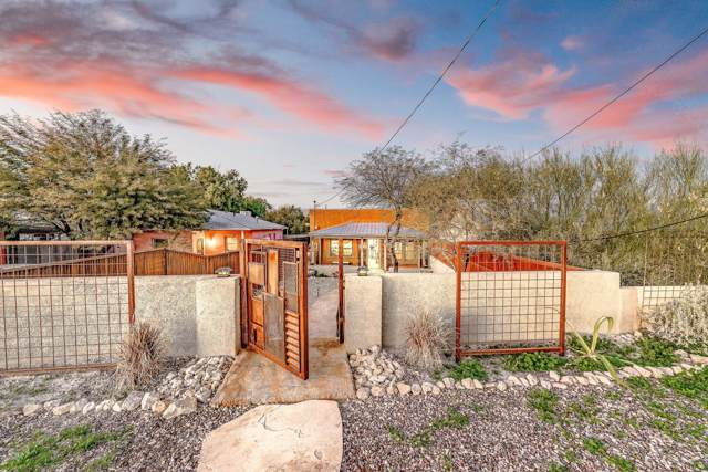 510 W 17th Street, Tucson, AZ 85701 (#22002691) :: The Local Real Estate Group | Realty Executives