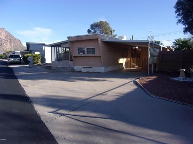 5581 W Rocking Cir Street, Tucson, AZ 85713 (#22002697) :: Long Realty - The Vallee Gold Team