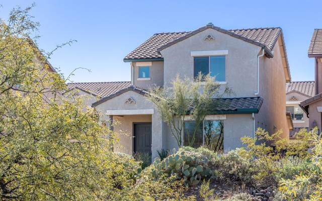 10585 E Singing Canyon Drive, Tucson, AZ 85747 (#22002748) :: Long Realty - The Vallee Gold Team