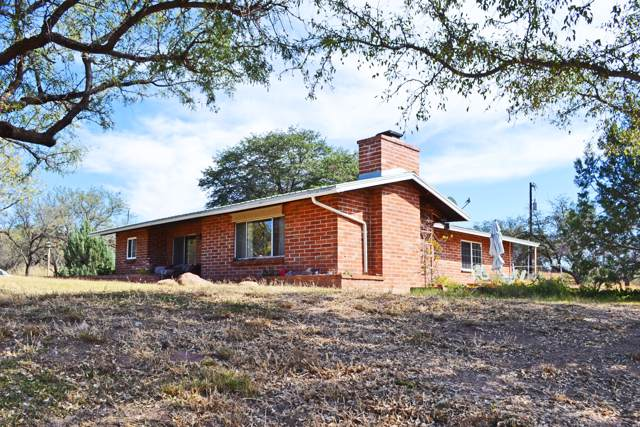 2883 S Highway 82, Sonoita, AZ 85637 (MLS #22002798) :: The Property Partners at eXp Realty