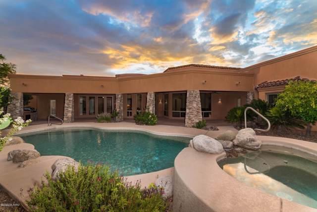 1132 W Vistoso Highlands Drive, Oro Valley, AZ 85755 (#22002804) :: Luxury Group - Realty Executives Arizona Properties