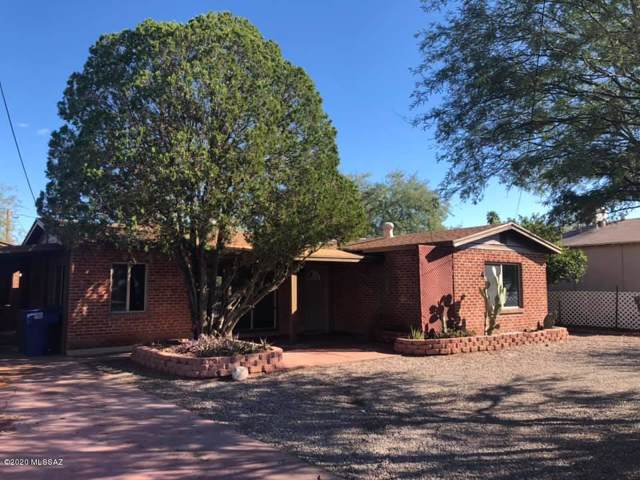 634 N Columbus Boulevard, Tucson, AZ 85711 (#22002857) :: Long Realty - The Vallee Gold Team