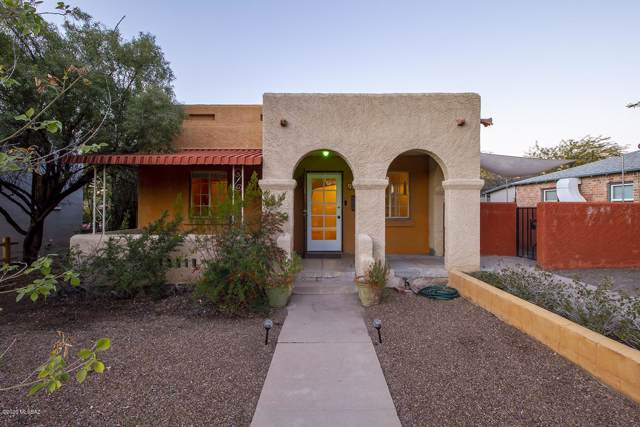 2409 E 8Th Street, Tucson, AZ 85719 (#22002870) :: The Local Real Estate Group | Realty Executives