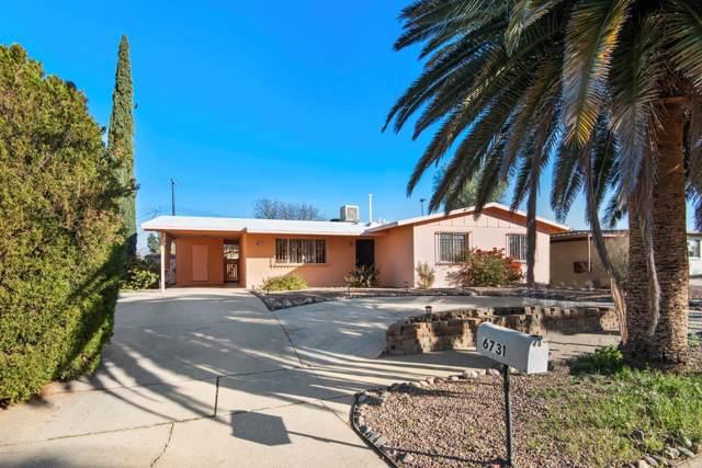 6731 E Nelson Drive, Tucson, AZ 85730 (#22003012) :: The Local Real Estate Group | Realty Executives