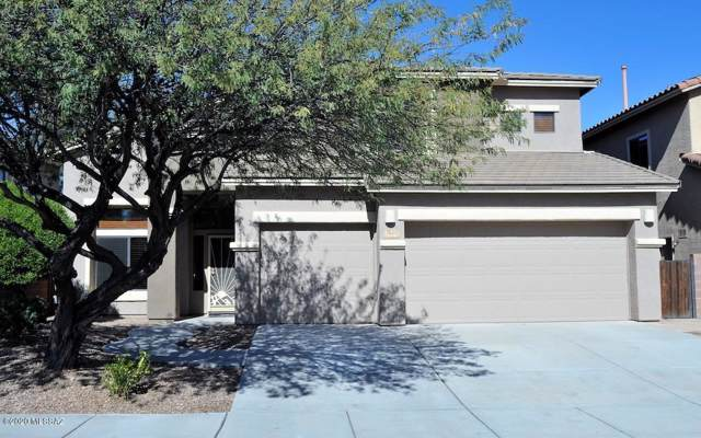 7466 W Crimson Ridge Drive, Tucson, AZ 85743 (#22003061) :: Long Realty - The Vallee Gold Team