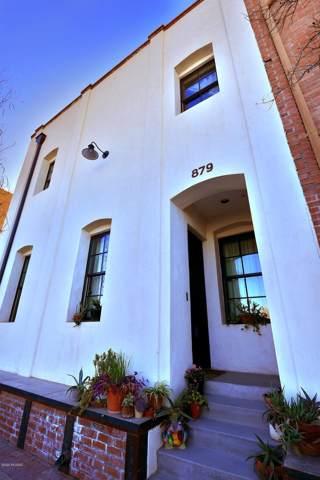879 W Paseo De Los Zanjeros, Tucson, AZ 85745 (#22003110) :: Long Realty Company