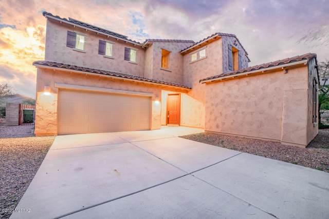 12969 N Via Vista Del Pasado, Oro Valley, AZ 85755 (#22003162) :: The Josh Berkley Team