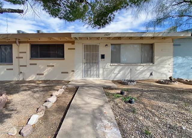 1427 E Nevada Drive, Tucson, AZ 85706 (#22003171) :: The Local Real Estate Group | Realty Executives