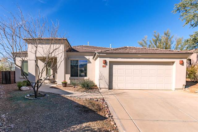 10164 E Fairway Heights Place, Tucson, AZ 85749 (#22003177) :: The Local Real Estate Group | Realty Executives