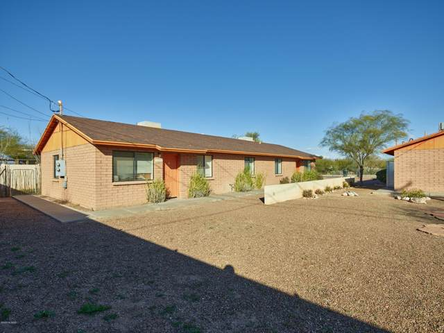 1235 E 14th Street, Tucson, AZ 85719 (#22003179) :: Tucson Property Executives