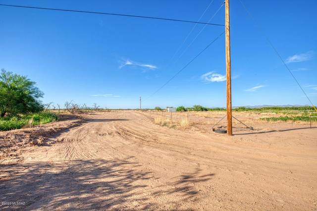 W Magee Road Lot 15, Tucson, AZ 85743 (#22003238) :: Long Realty Company