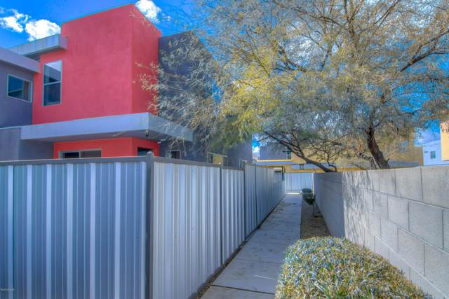 967 E Park Modern Drive, Tucson, AZ 85719 (#22003267) :: Long Realty - The Vallee Gold Team