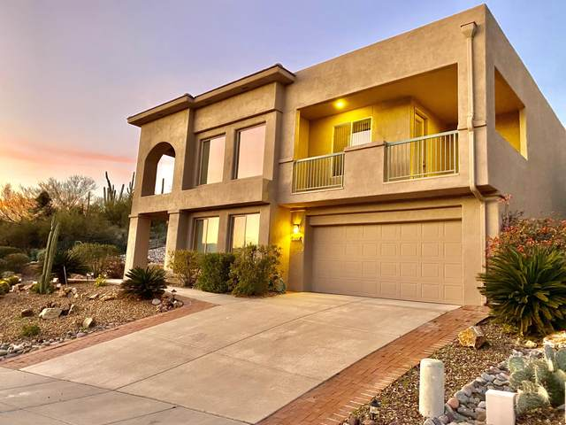 7377 E Ridge Point Road, Tucson, AZ 85750 (#22003333) :: The Josh Berkley Team