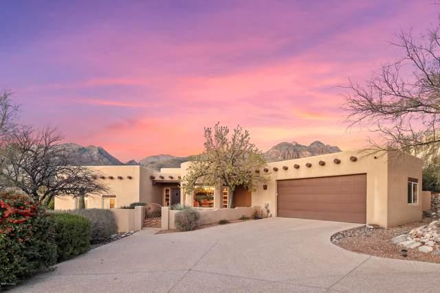 2461 E Calle Sin Pecado, Tucson, AZ 85718 (#22003513) :: Long Realty - The Vallee Gold Team