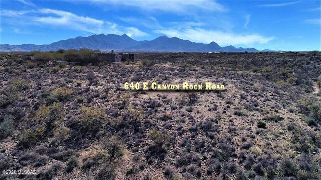 640 E Canyon Rock Road #49, Green Valley, AZ 85614 (#22003542) :: Kino Abrams brokered by Tierra Antigua Realty
