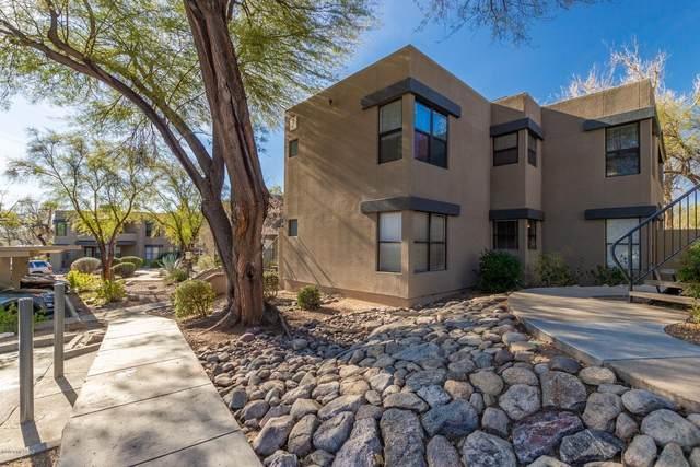 5855 N Kolb Road #7101, Tucson, AZ 85750 (#22003632) :: The Josh Berkley Team