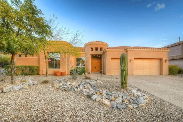 4398 E Pinnacle Ridge Place, Tucson, AZ 85718 (#22003643) :: Long Realty - The Vallee Gold Team