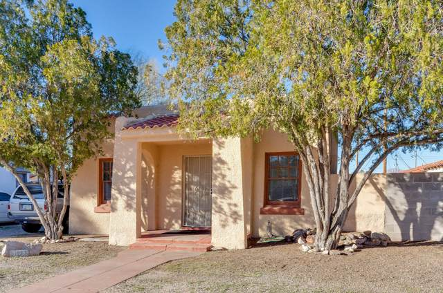 1133 E 10Th Street #1&2, Tucson, AZ 85719 (#22003759) :: Kino Abrams brokered by Tierra Antigua Realty