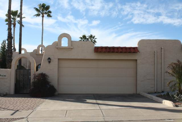 831 W Calle Del Regalo, Green Valley, AZ 85614 (#22003785) :: Long Realty - The Vallee Gold Team