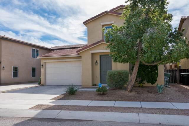 4214 E Deer Dancer Way, Tucson, AZ 85712 (#22003820) :: Long Realty Company