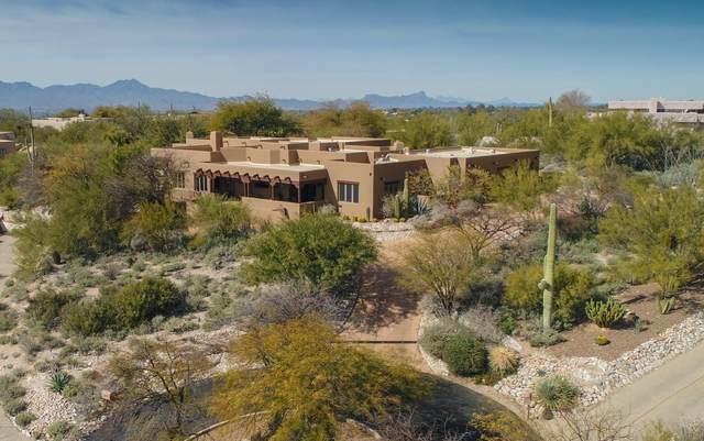 3407 E Via Palomita, Tucson, AZ 85718 (#22003823) :: Long Realty Company