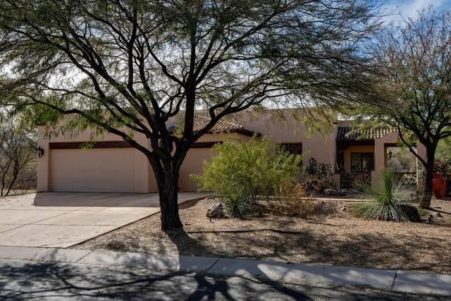 26 Calle Maria Elena, Tubac, AZ 85646 (#22003842) :: Luxury Group - Realty Executives Arizona Properties