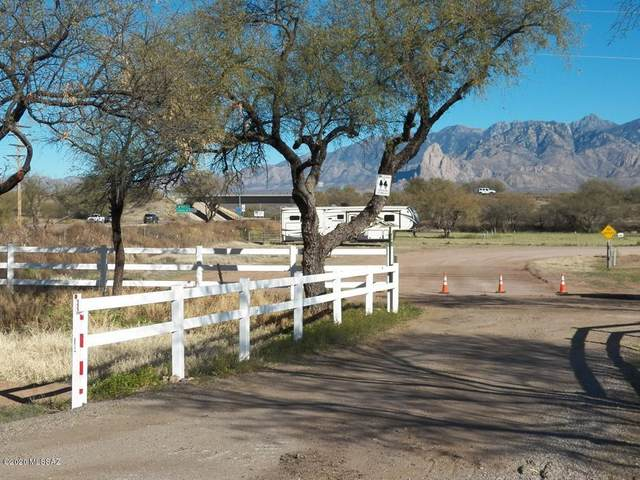 TBD W Frontage Road, Amado, AZ 85645 (#22003851) :: Long Realty - The Vallee Gold Team