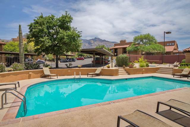 6651 N Campbell Avenue #137, Tucson, AZ 85718 (#22003884) :: The Local Real Estate Group   Realty Executives