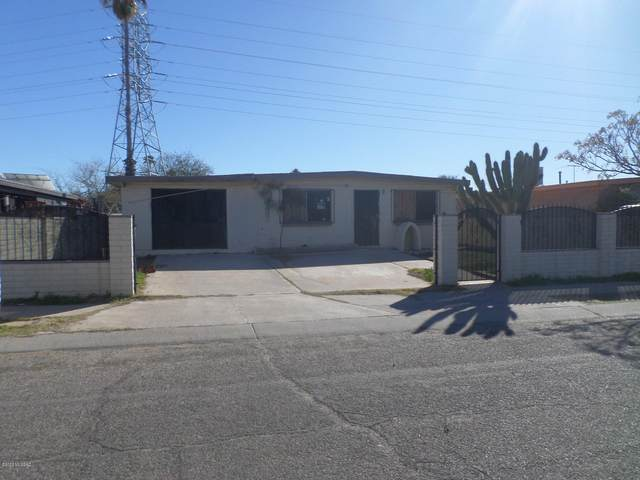 934 E Holladay Street, Tucson, AZ 85706 (MLS #22003910) :: The Property Partners at eXp Realty