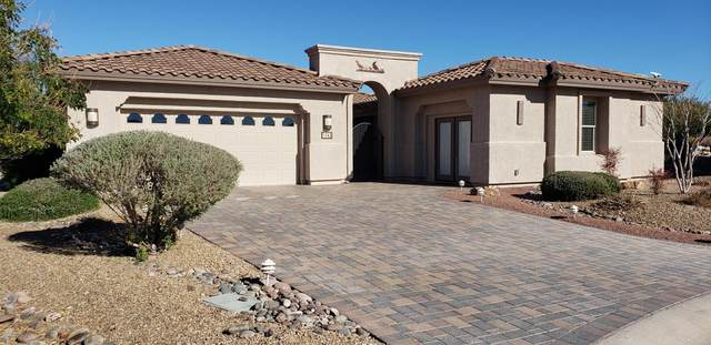 743 N Arica Court, Green Valley, AZ 85614 (#22003912) :: Long Realty Company