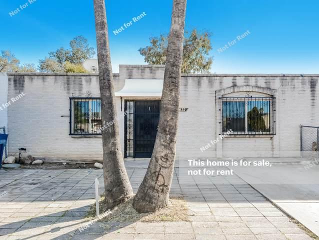 6632 E Hawk Drive, Tucson, AZ 85730 (#22003929) :: The Local Real Estate Group | Realty Executives
