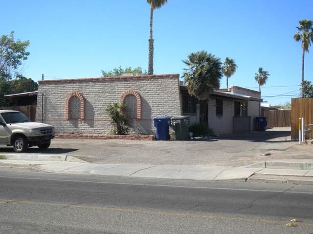 309 E Glenn Street 309-311, Tucson, AZ 85705 (#22003972) :: The Josh Berkley Team