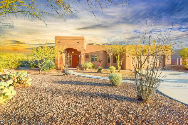 1502 N Coral Bells Drive, Tucson, AZ 85745 (#22003978) :: Long Realty - The Vallee Gold Team