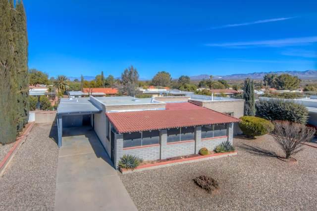 971 S Abrego Drive, Green Valley, AZ 85614 (#22003980) :: The Local Real Estate Group | Realty Executives