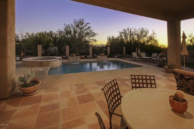 5863 W Sonoran Links Lane, Marana, AZ 85658 (#22004027) :: Long Realty Company