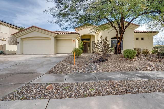 2274 N Catalina Vista Loop, Tucson, AZ 85749 (#22004036) :: Long Realty Company