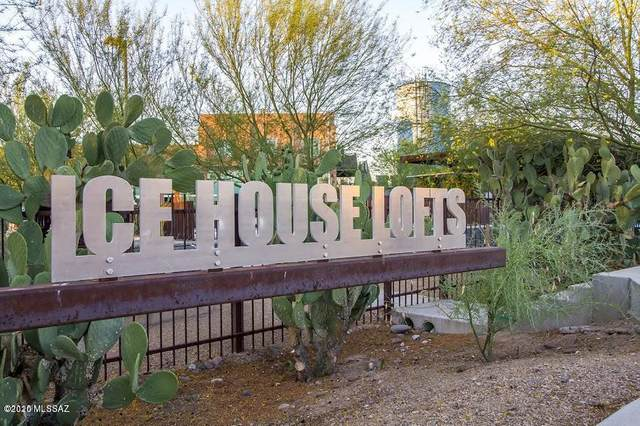 1001 E 17th Street #106, Tucson, AZ 85719 (#22004059) :: The Local Real Estate Group | Realty Executives