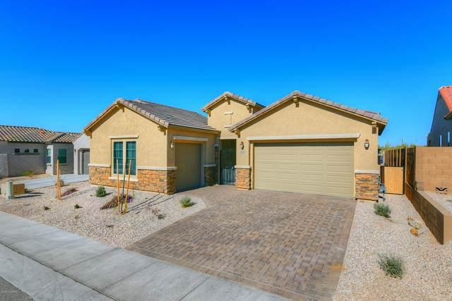 11815 N Raphael Way, Tucson, AZ 85742 (#22004071) :: Long Realty Company