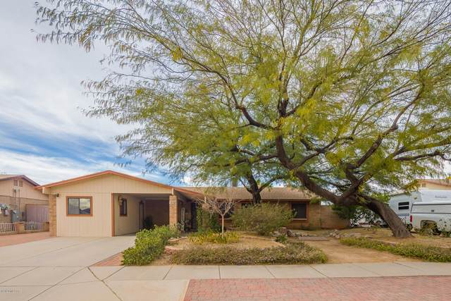 3340 W Coriander Drive, Tucson, AZ 85741 (#22004084) :: The Local Real Estate Group | Realty Executives