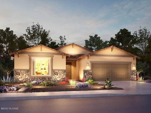 740 E Silver Canyon Place, Oro Valley, AZ 85737 (#22004091) :: Long Realty - The Vallee Gold Team