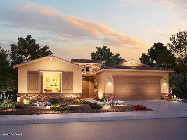 720 E Silver Canyon Place, Oro Valley, AZ 85737 (#22004094) :: Long Realty - The Vallee Gold Team