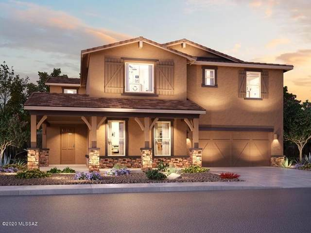 11772 N Silverscape Drive, Oro Valley, AZ 85737 (#22004098) :: Long Realty - The Vallee Gold Team
