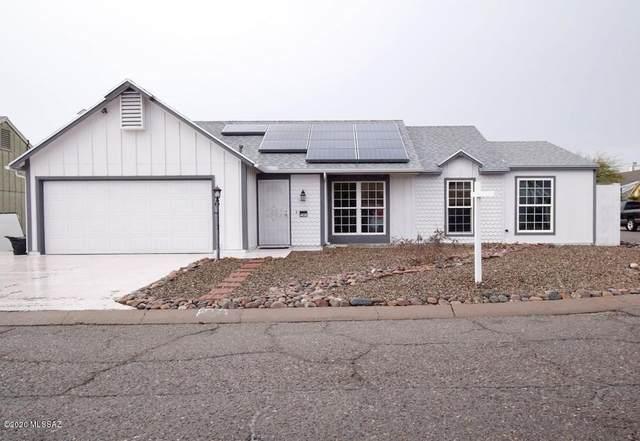 4030 W Treece Way, Tucson, AZ 85742 (#22004102) :: Long Realty Company
