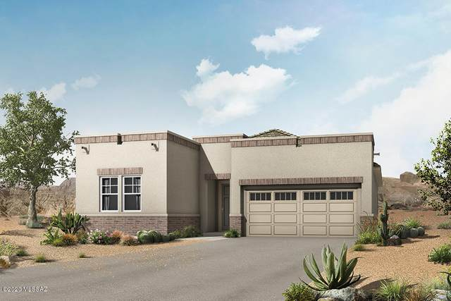 176 E Twintip Place, Oro Valley, AZ 85755 (#22004104) :: Long Realty - The Vallee Gold Team