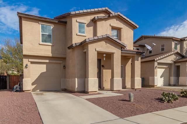 4253 E Deer Dancer Way, Tucson, AZ 85712 (#22004107) :: Long Realty Company