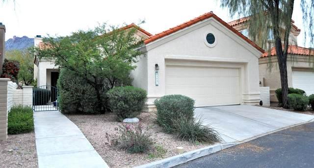 3891 E Calle Cayo, Tucson, AZ 85718 (#22004133) :: Long Realty Company