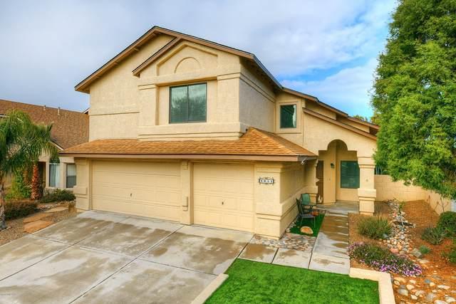 5012 W Didion Drive, Tucson, AZ 85742 (#22004140) :: Long Realty Company