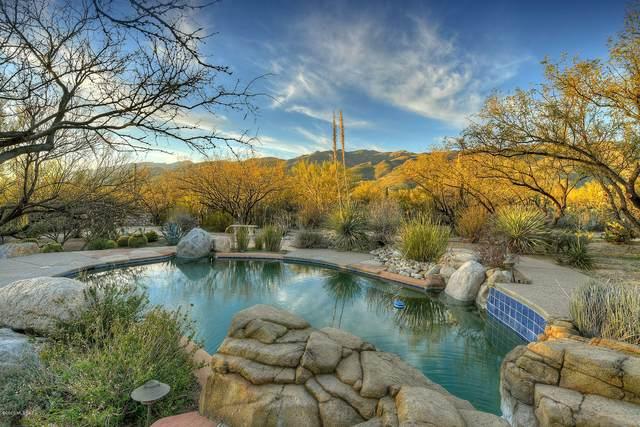 12555 E Thunderbird Trail, Tucson, AZ 85749 (#22004153) :: Long Realty Company