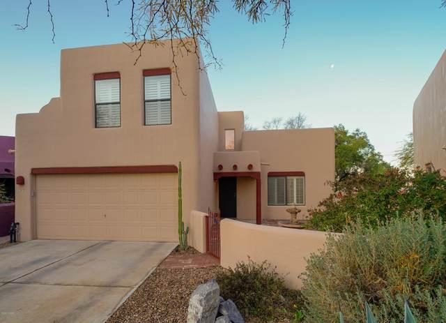 2873 W Placita Paciente, Tucson, AZ 85742 (#22004170) :: Realty Executives Tucson Elite