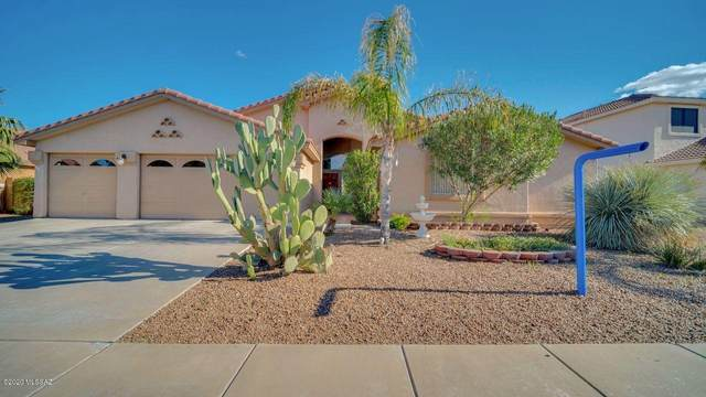 6935 W Tacna Drive, Tucson, AZ 85743 (#22004173) :: Long Realty - The Vallee Gold Team